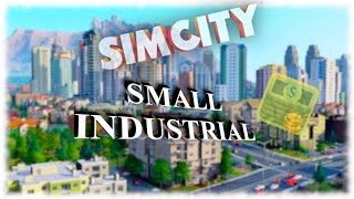 SimCity 5 2019 gameplay tutorial small and industrial mountain city NUMBER I