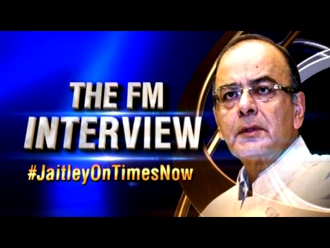 Arun Jaitley's Exclusive Interview On Budget 2017-2018