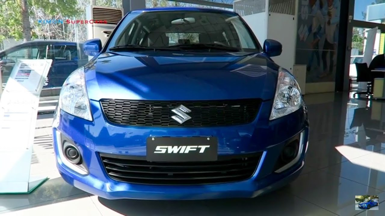 NEW 2017 Suzuki Swift - Exterior & Interior - YouTube