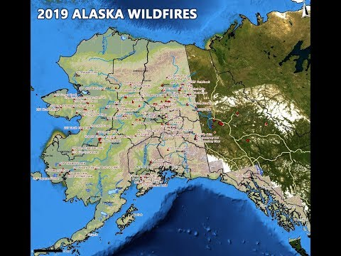2019 Alaska Wildfires