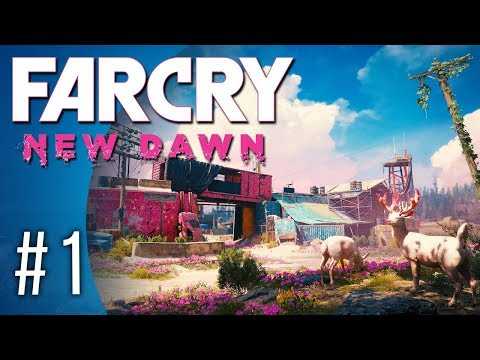 Far Cry: New Dawn #1