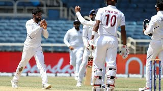 India Vs West Indies 1st Test Live - IND VS WI Day 1 Live Cricket Match