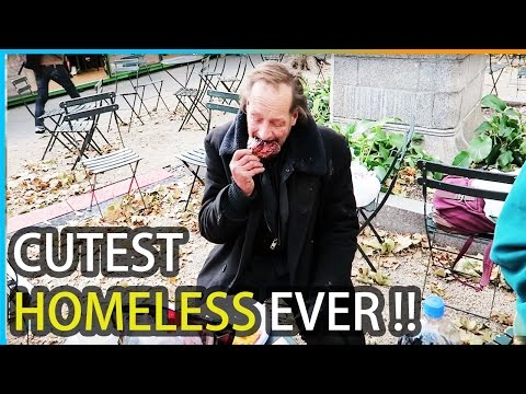 Feeding The HOMELESS EXPERIMENT (Social Experiment)