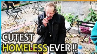Feeding The HOMELESS EXPERIMENT (Social Experiment)