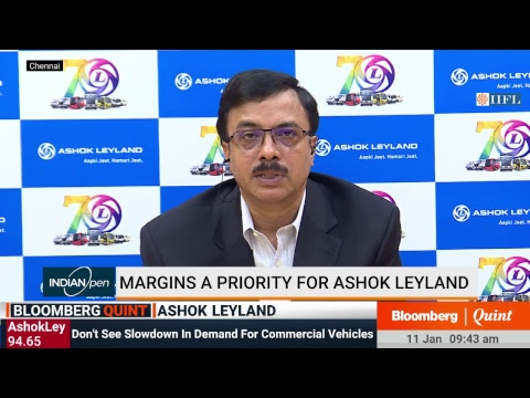 Ashok Leyland Banks On New Emission Norms For Sales Boost: IndianOpen