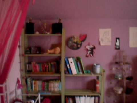 chambre de princesse anna youtube. Black Bedroom Furniture Sets. Home Design Ideas