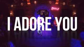 Ricky Rebel - I Adore You ft. Jayk Gallagher (Official Lyric Video)