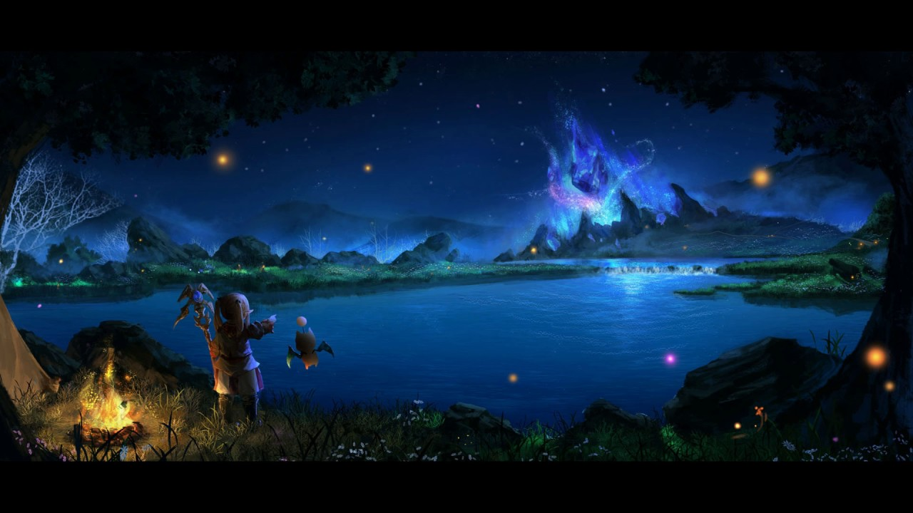 Mcn final fantasy xiv our paths dravanian forelands - Final fantasy 9 wallpaper 1920x1080 ...