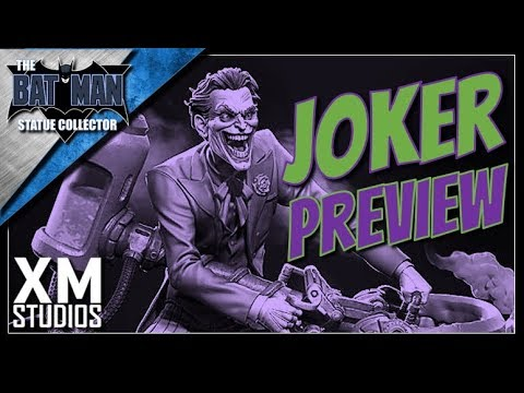 preview:-the-joker-1/6th-scale-statue-from-xm-studios!