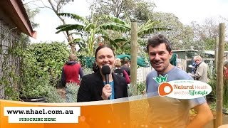NHAEL TV Episode 1 - Healthy You Healthy Food - Healthy Vibe Gig Guide Perth, WA