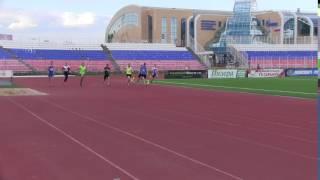 Бег, 200 м, финал