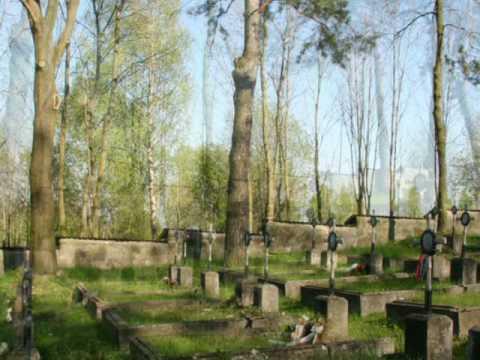 Dolina Białej - Cmentarz Legionistów W Łowczówku