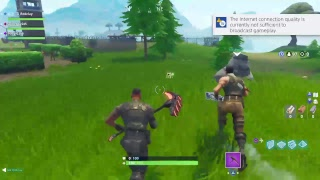 Fortnite with Carl and Zaquan/No Skin Challenge