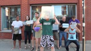 The Cast of Whaleship Take the Ice Bucket Challenge