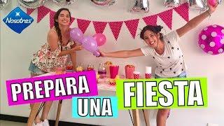 Video Prepara una fiesta súuuuper divertida con Nanny y Cory by Nosotras. download MP3, 3GP, MP4, WEBM, AVI, FLV Januari 2018