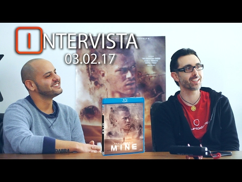 Video intervista ai registi di Mine: Fabio Guaglione e Fabio Resinaro