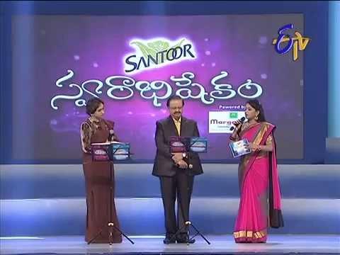Swarabhishekam - S.P.Balasubrahmanyam & Kalpana Performance - Swapna Venuvedo Song - 29th June 2014
