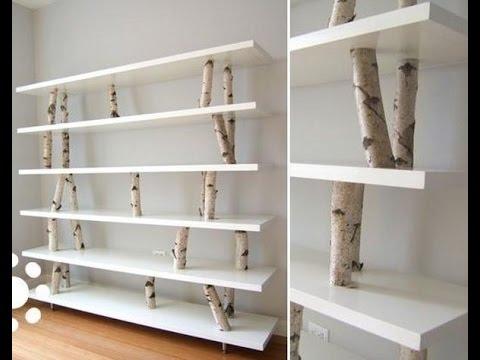 Unique Display Shelves