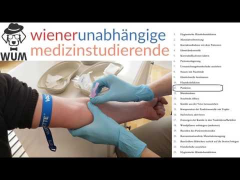 FamProp Wochenthema B1 - Blutabnahme mit dem Vacutainer™-System