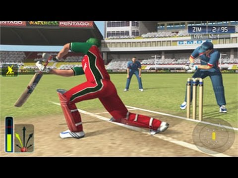 Top Cricket Games (PC) - YouTube