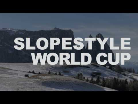 Warming up in Seiser Alm | FIS Freestyle Skiing