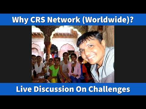 CRS Network (Worldwide): Challenges and Prospect