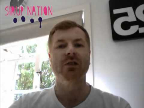 Jimpster on Sirup Nation!