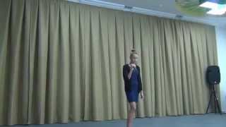 Чурносова Надя-Вера Брежнева-девочка моя(cover)