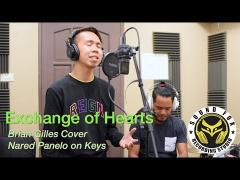 Exchange of Hearts - Brian Gilles with Nared Panelo
