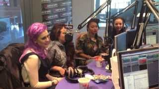 Little Mix play Last Man Standing with Steve & Karen on Metro Radio