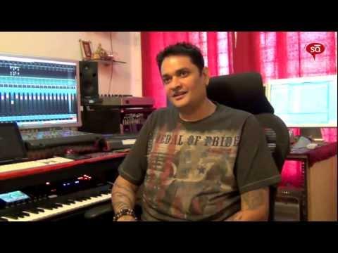 Working in Chennai and Mumbai: music producer, Sanjay C.
