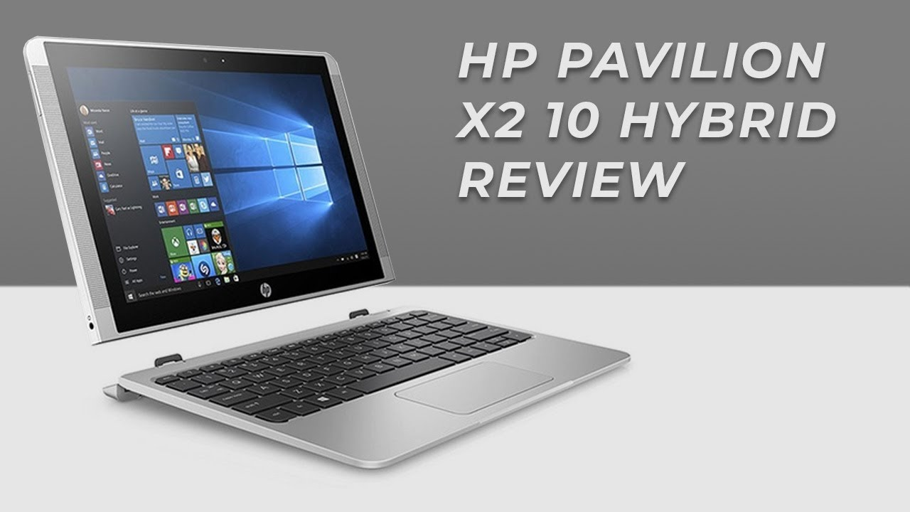 463942c44e5 HP Pavilion X2 10 Hybrid Laptop Review - YouTube