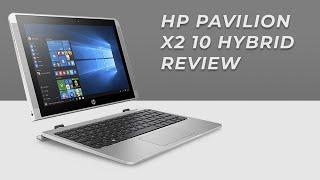 HP Pavilion X2 10 Hybrid Laptop Review