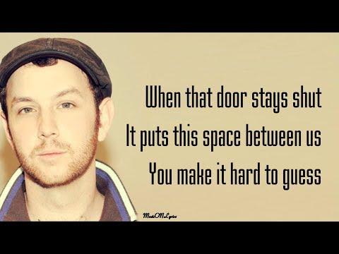 Matt Simons - Open Up [Lyrics]