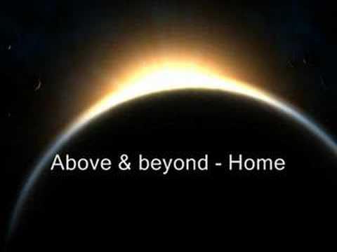 Above & beyond - Home