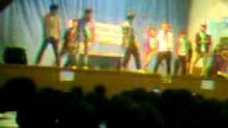 love love love karo dance in spu college falna {9} 4 10 2012