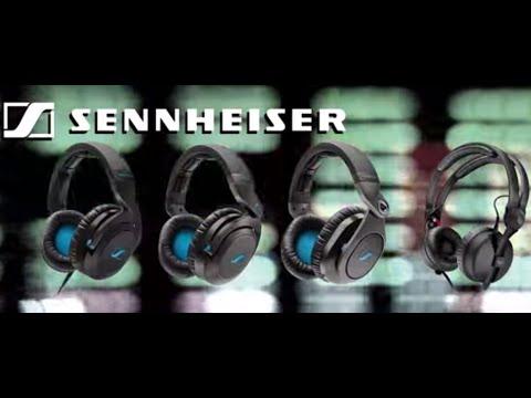 sennheiser headphone review hd8 dj vs hd 7 dj vs hd6 mix vs hd25 1 ii youtube. Black Bedroom Furniture Sets. Home Design Ideas