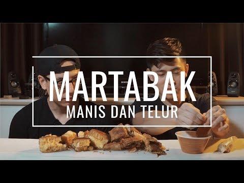 ASMR MARTABAK TERANG BULAN DAN MARTABAK TELUR, JAKARTA EATING SOUND – YUK MAKAN #2