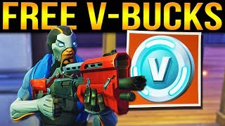 Here's 2 Methods For Free V-Bucks In Season 4! (Fortnite Battle Royale)