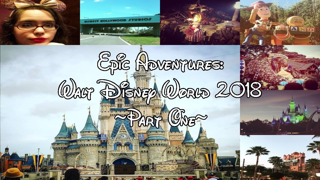 LIZZY GOES TO DISNEY WORLD ~PART ONE~ | Epic Adventures