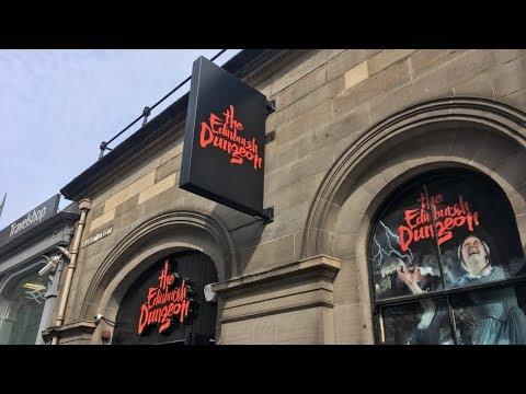 The Edinburgh Dungeon Review June 2018