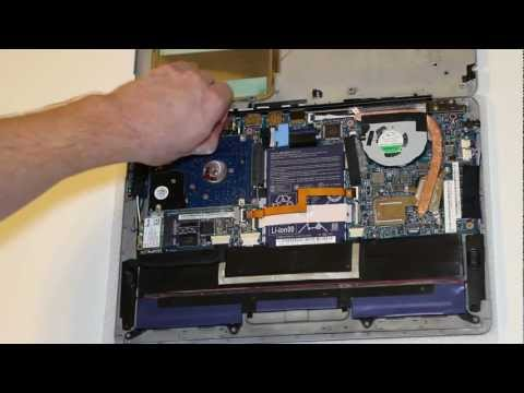 Acer Aspire S3 Ultrabook Teardown / Replacing Motherboard Or Keyboard Or Upgrading Hard Drive To SSD