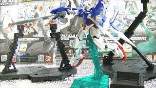 ガンプラはじめます!手始めにアクションベースを組み立てました action base Gundam