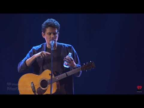 John Mayer - Your Body is a Wonderland (Live at iHeart Theater in LA 10/24/2018)
