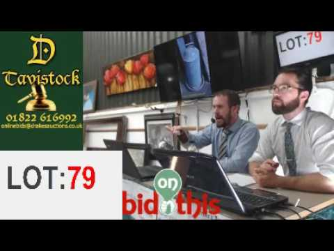 Drakes Auctions Live Stream