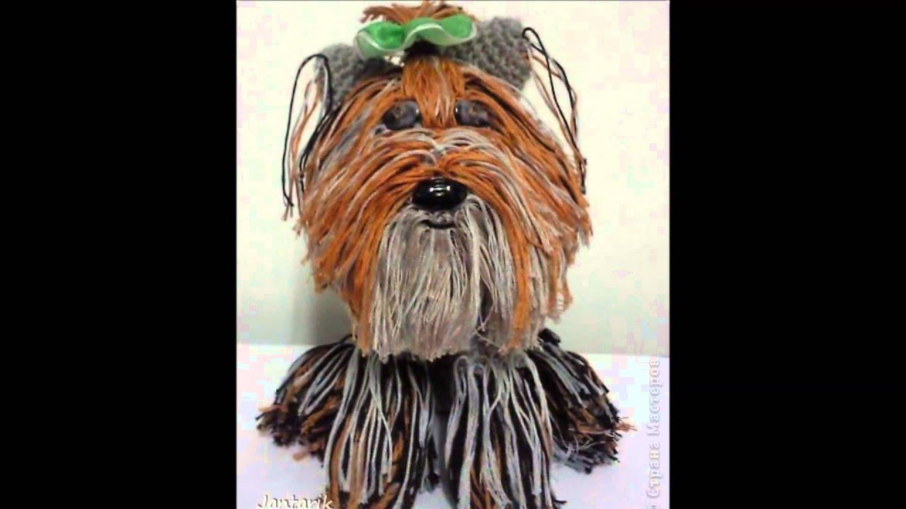Amigurumi Crochet Yorkshire Terrier Dog Free Pattern - Amigurumi ... | 720x1280