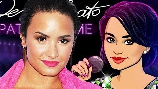 Demi Lovato Releases Game App And It's Super Awkward
