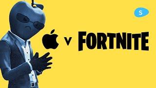 Apple vs. Fortnite: tнe battle for the App Store