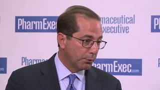 Alex Azar, former president, Lilly USA and former Deputy Secretary, U.S. Department of Health