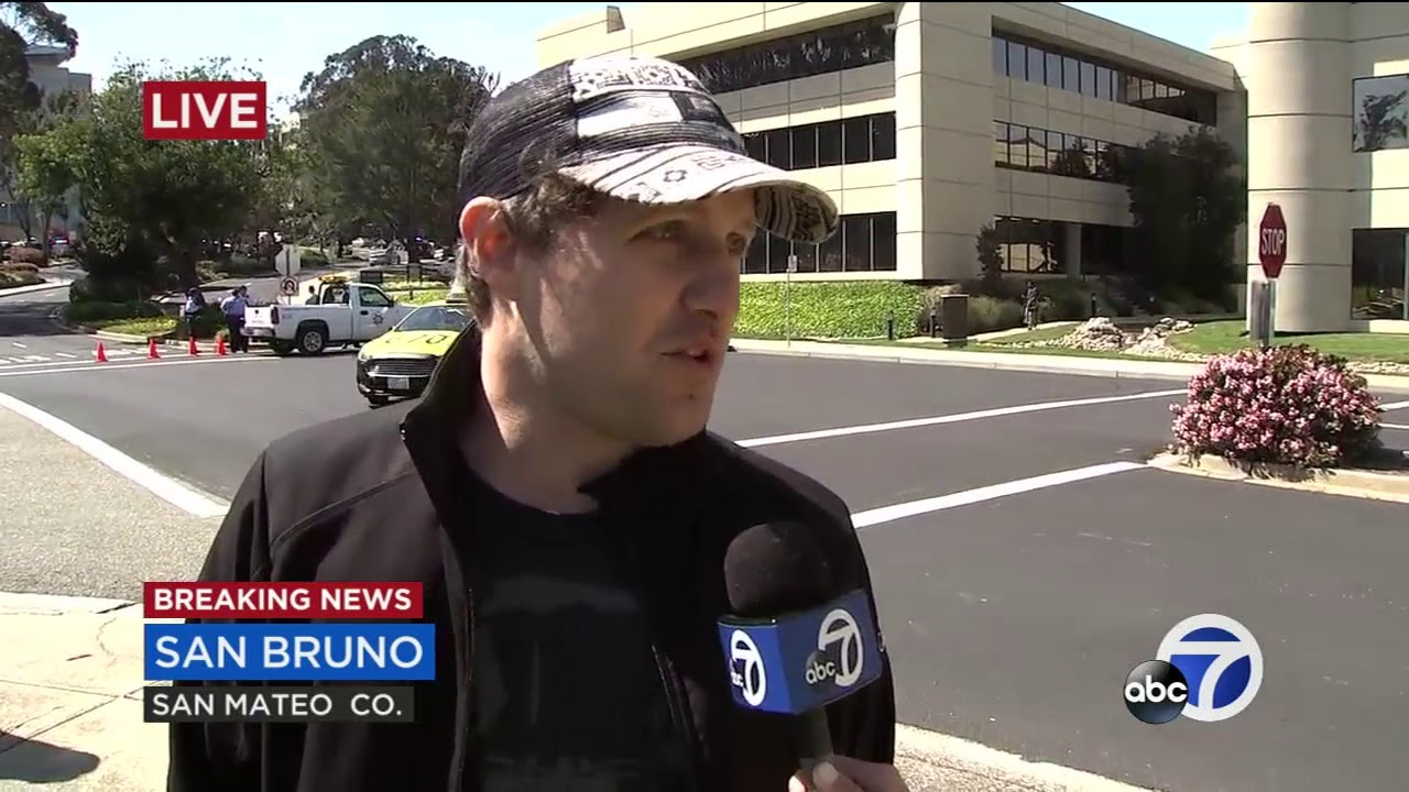 ABC7 News Bay Area VIDEO: YouTube senior software engineer: 'I escaped' active shooting si